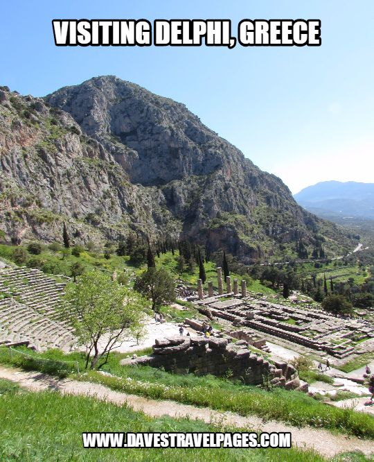 visiting-Delphi-Greece