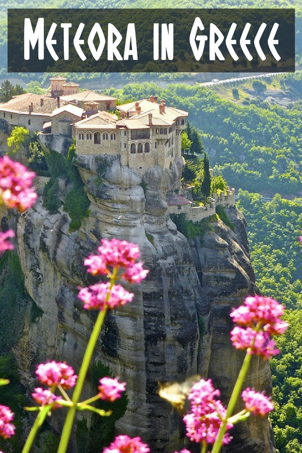 Meteora in Greece - A fascinating landscape waiting to be explored by you!
