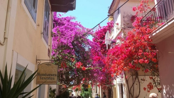 Peloponnese Tour : A 2 Day Road Trip for Peloponnese Sightseeing