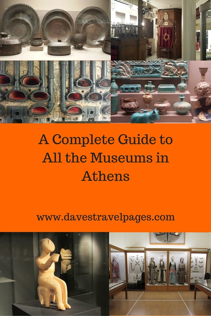 This is a complete guide to all the museums in Athens. The guide came about as a personal project to visit every museum in Athens. In the beginning, I had a list of 60 museums to choose from. Now, this list of museums in Athens has 77 places, and I discover more each month!