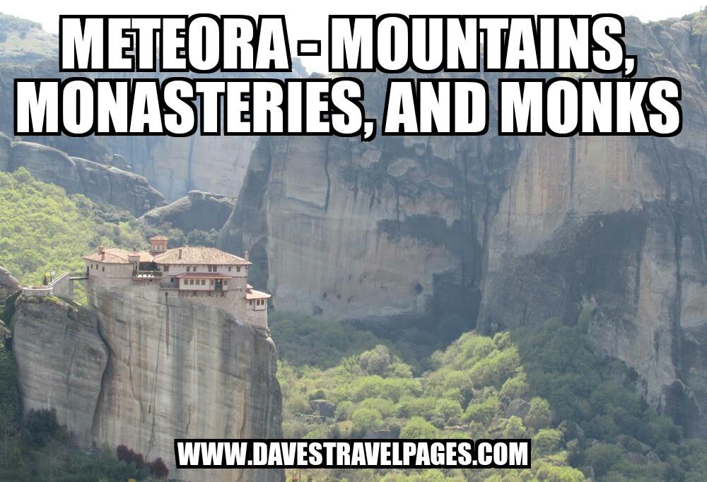 meteora-mountains-monasteries
