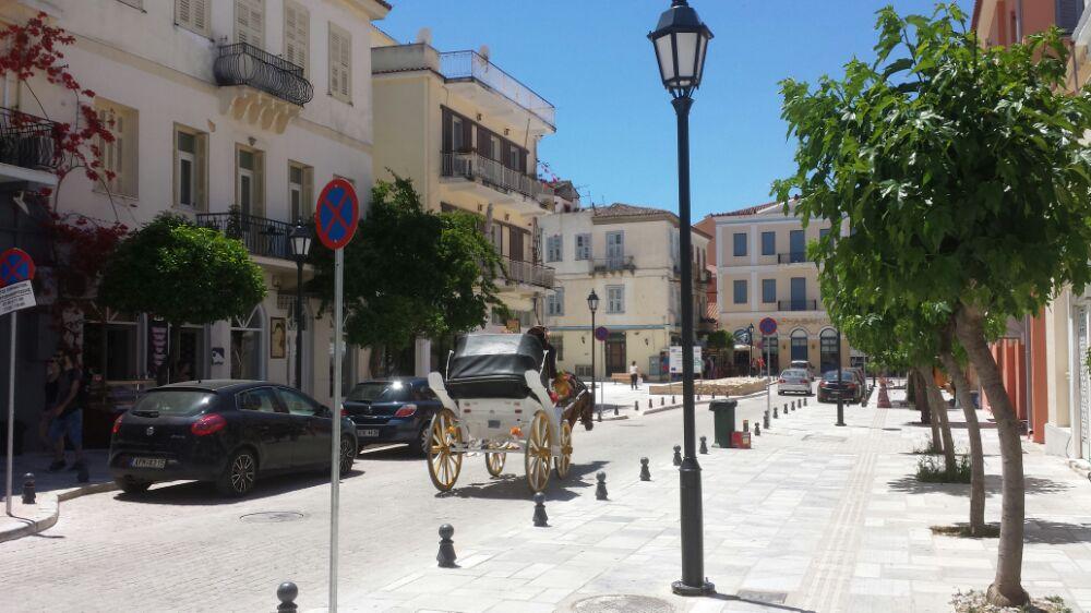 Peloponnese tour Nafplio