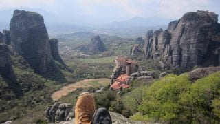 Meteora Monasteries Greece - Legendary landscapes and majestic monasteries