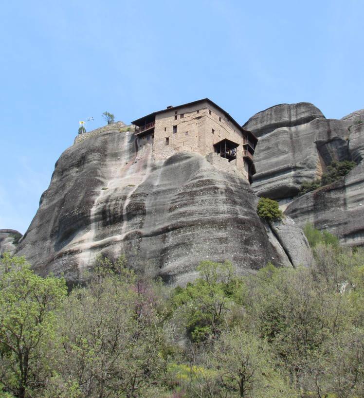 Monastery at Meteora