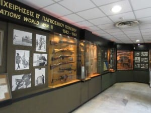 Athens War Museum – An Athens Museum Guide by Dave's Travel Pages