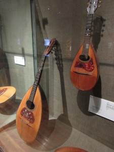 Museum of Greek Popular Musical Instruments in Athens
