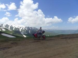 Reece Gledhill – Cycling Around the World