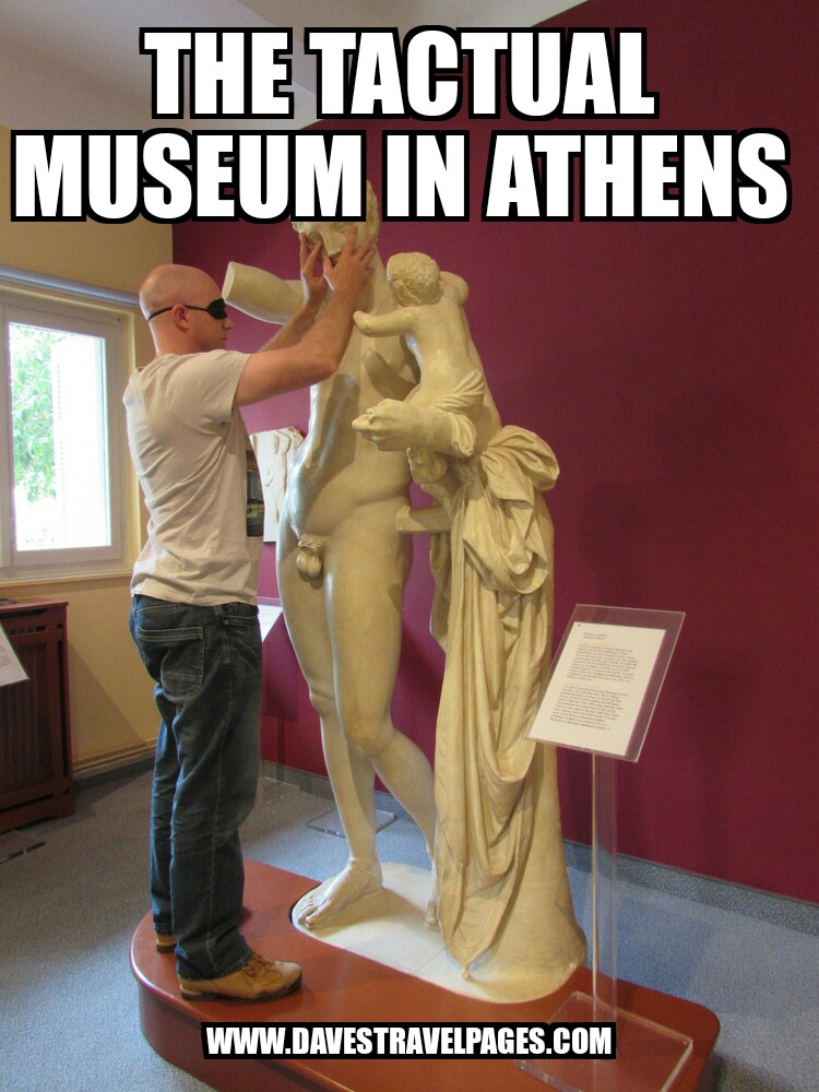 the tactual museum of athens