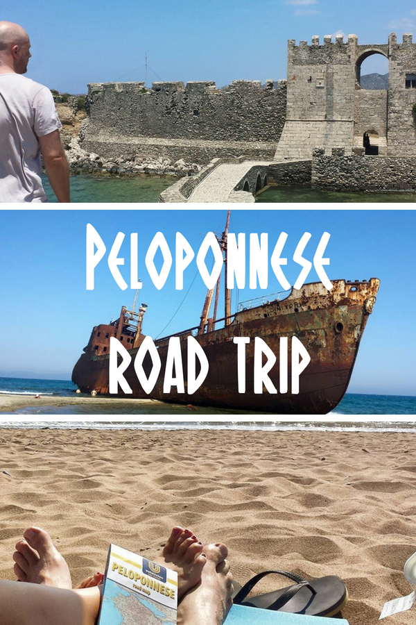 A great road trip itinerary to see the best of the southern Peloponnese in Greece