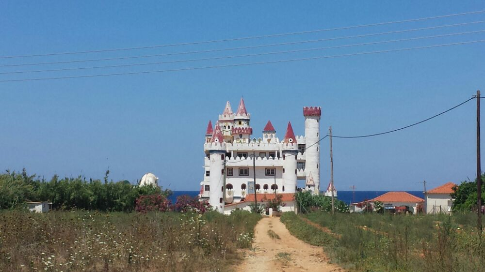 weirdest buildings Fairy tale castle