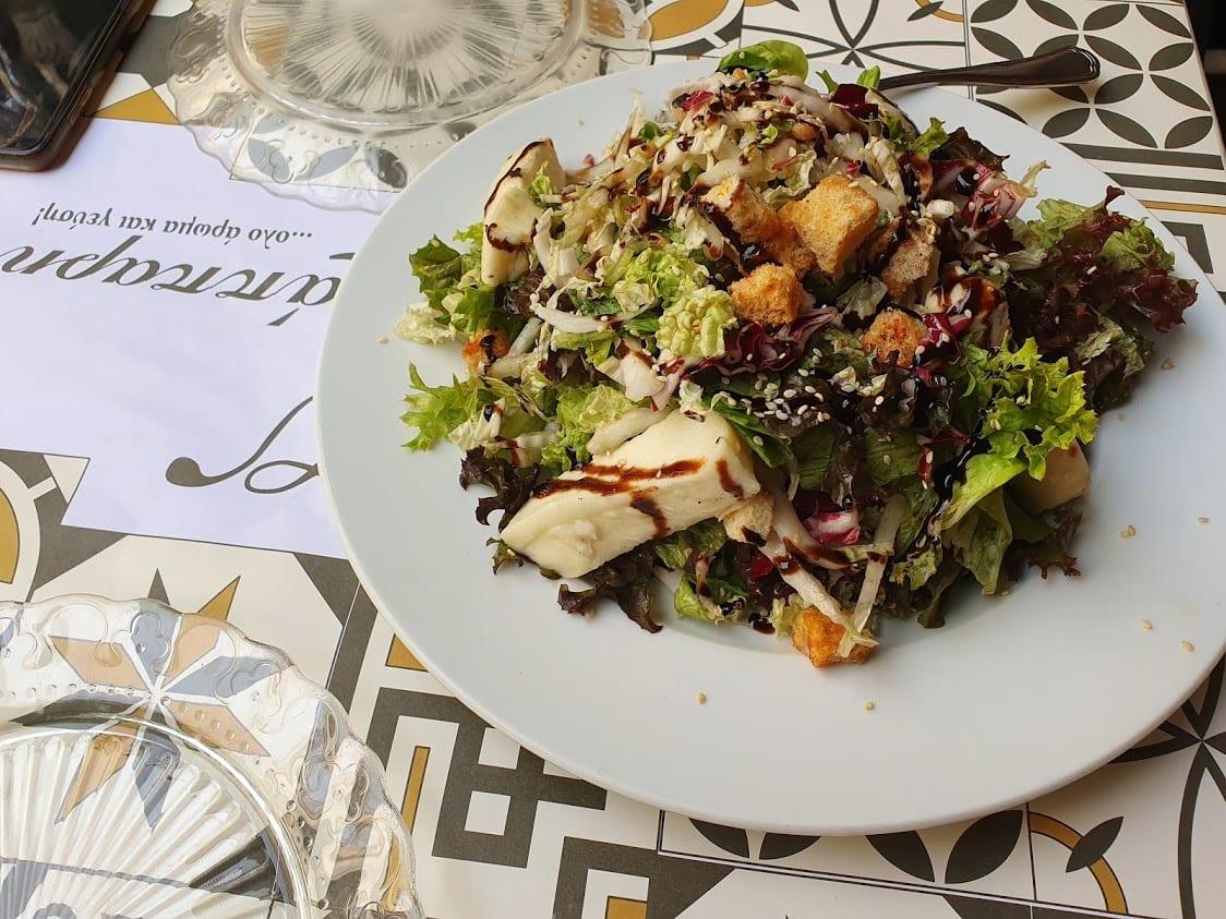 Kappari restaurant in Athens