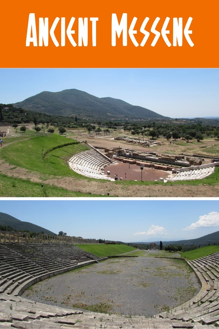 Ancient Messene Greece: Why you need to visit Ancient Messene in Greece