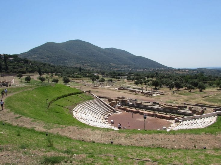 Messene - Why you need to visit Ancient Messene in Greece