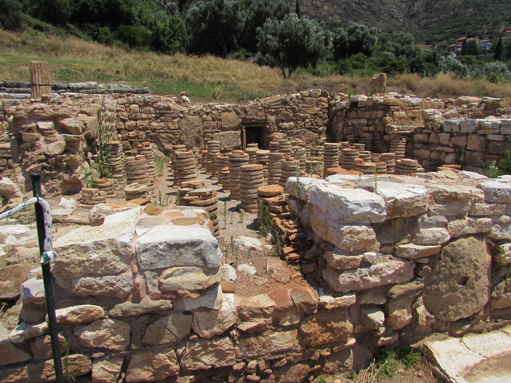 If you are planning a Peloponnese road trip, be sure to include Ancient Messini on your itinerary.