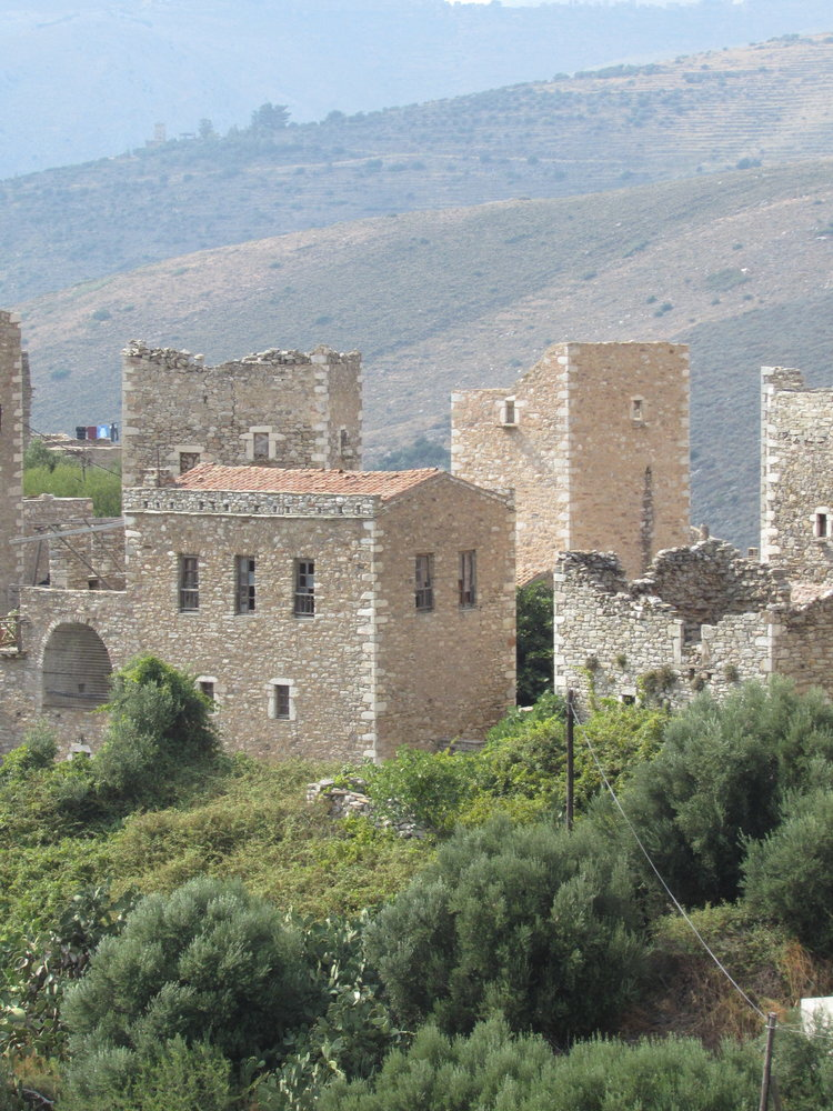 Stone Houses of Vathia