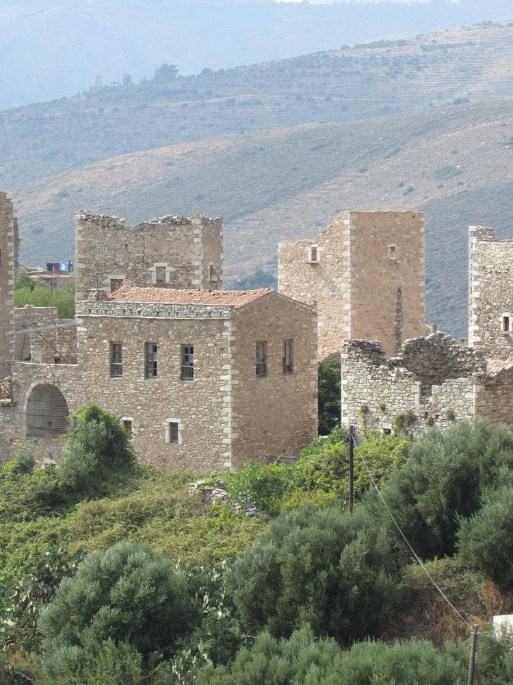 Stone Houses of Vathia