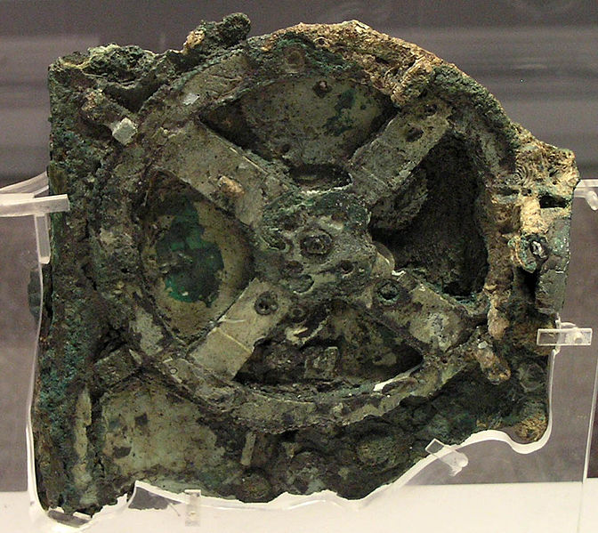 The Antikythera Mechanism-