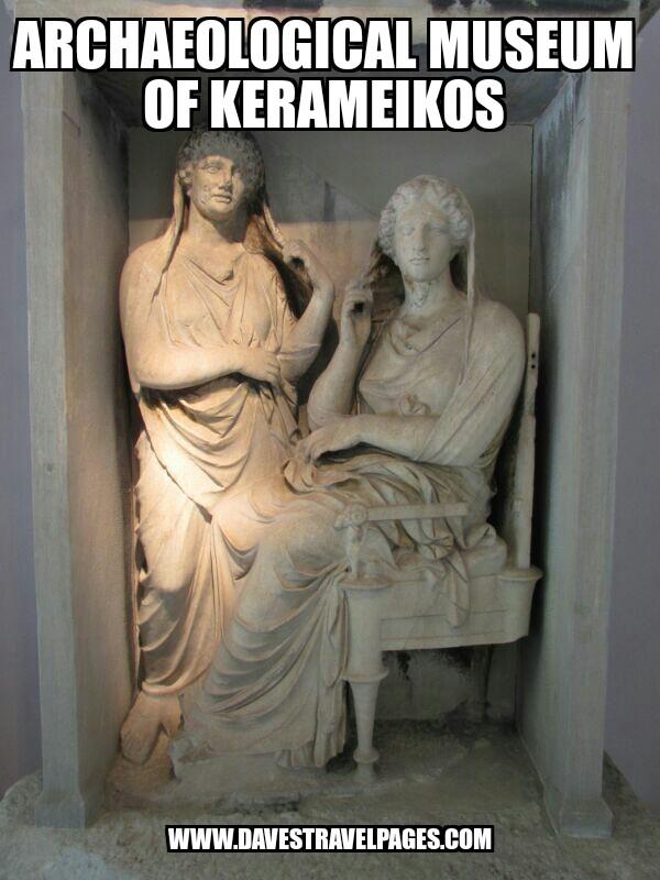 Archaeological Museum of Kerameikos