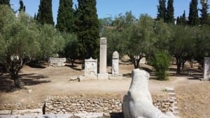 Archaeological Museum of Kerameikos in Athens