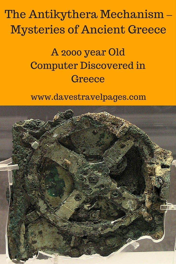 The Antikythera Mechanism is an analog computer dating back to 200 BC. and now on display inside the National Archaeological Museum of Greece in Athens. Read on to find out more about one of the greatest mysteries of Ancient Greece.