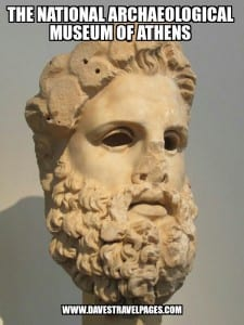 A Guide to the National Archaeological Museum of Athens by Dave's Travel Pages