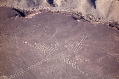 The Nazca Lines Bird Image - 10 Ancient And Weirdly Mysterious Places I have Visited