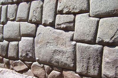 Wall in Peru