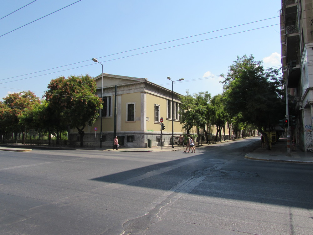 Polytechnic in Athens
