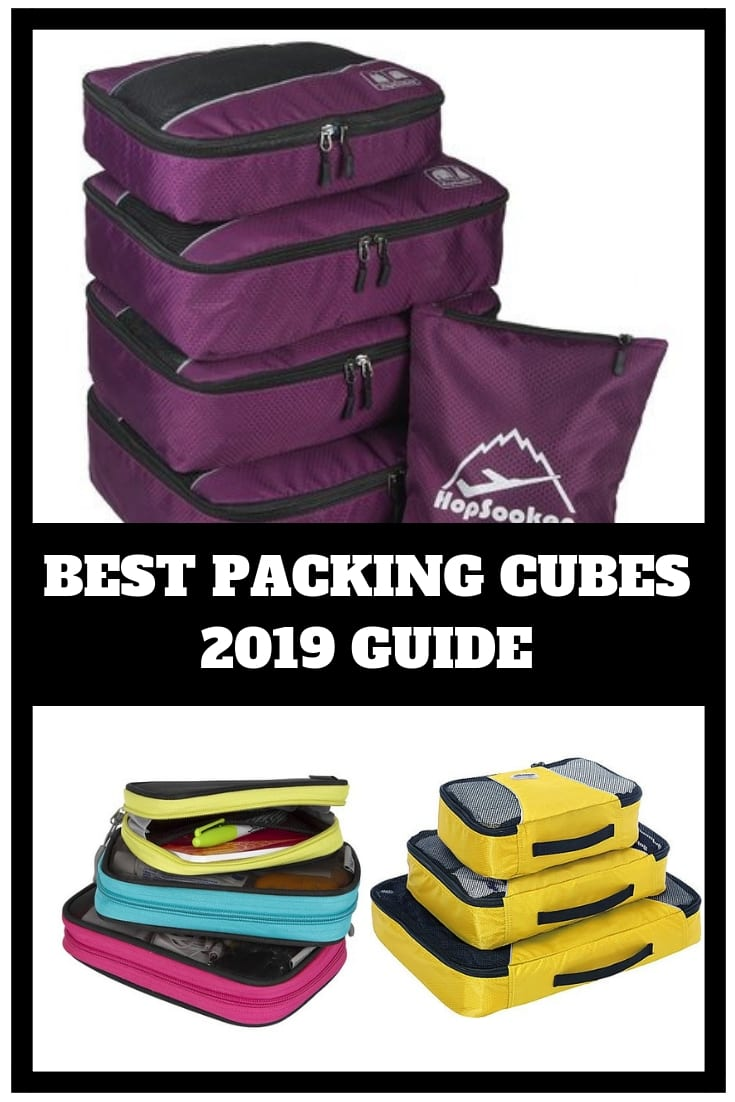 Packing Cubes are perfect for organizing your suitcase and help you maximize space. These are the best packing cubes you can buy to take your travel packing to the next level.