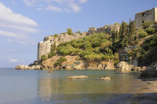 Koroni-Castle