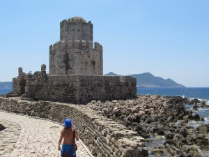 Methoni Castle and Koroni Castle | Peloponnese Tourist Attractions