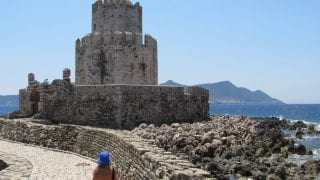 Koroni and Methoni Castle, Greece - The Eyes of Venice in the Peloponnese