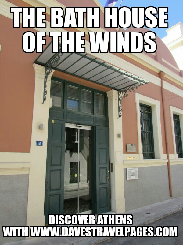 Read about The Bath House of The Winds Museum in Athens. Please click through to find out more about this hidden little gem of a museum in Athens.