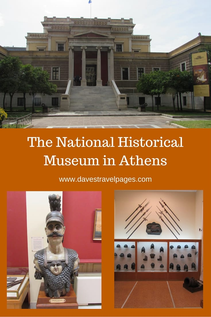 The National Historical Museum in Athens