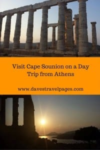 A visit to Cape Sounion is an ideal day trip from Athens, Greece. If you are interested in beaches, temples, and amazing sunsets, read on for more!
