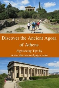 Discover the Ancient Agora in Athens with Dave's Travel Pages.
