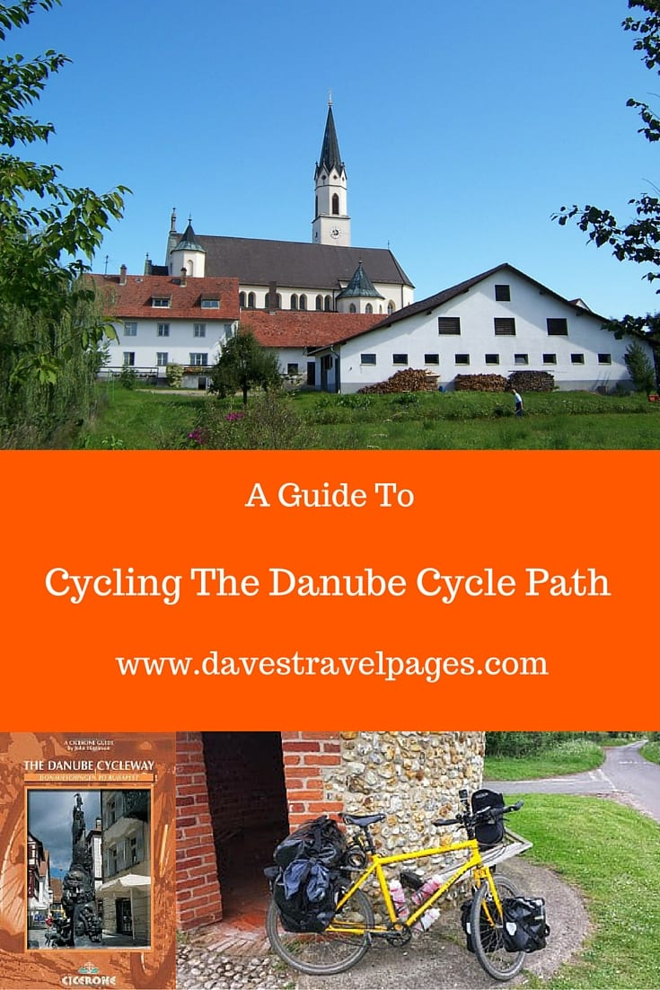 A Guide to Cycling the Danube Cycle Path. The Danube Cycle Path is the most famous cycling route in Europe. This guide describes the most popular section between Passau and Vienna.
