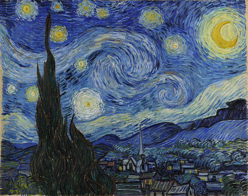 Being able to see the Van Gogh works of art is one of the reasons I want to visit Amsterdam in 2016.