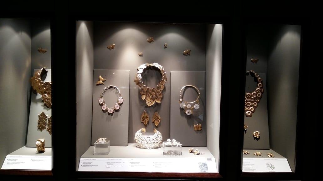Ilias Lalaounis (1920- 2013) was a Greek goldsmith, jeweler and jewel designer.