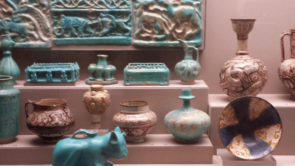 The Islamic Art Museum in Athens has a fascinating collection of artefacts
