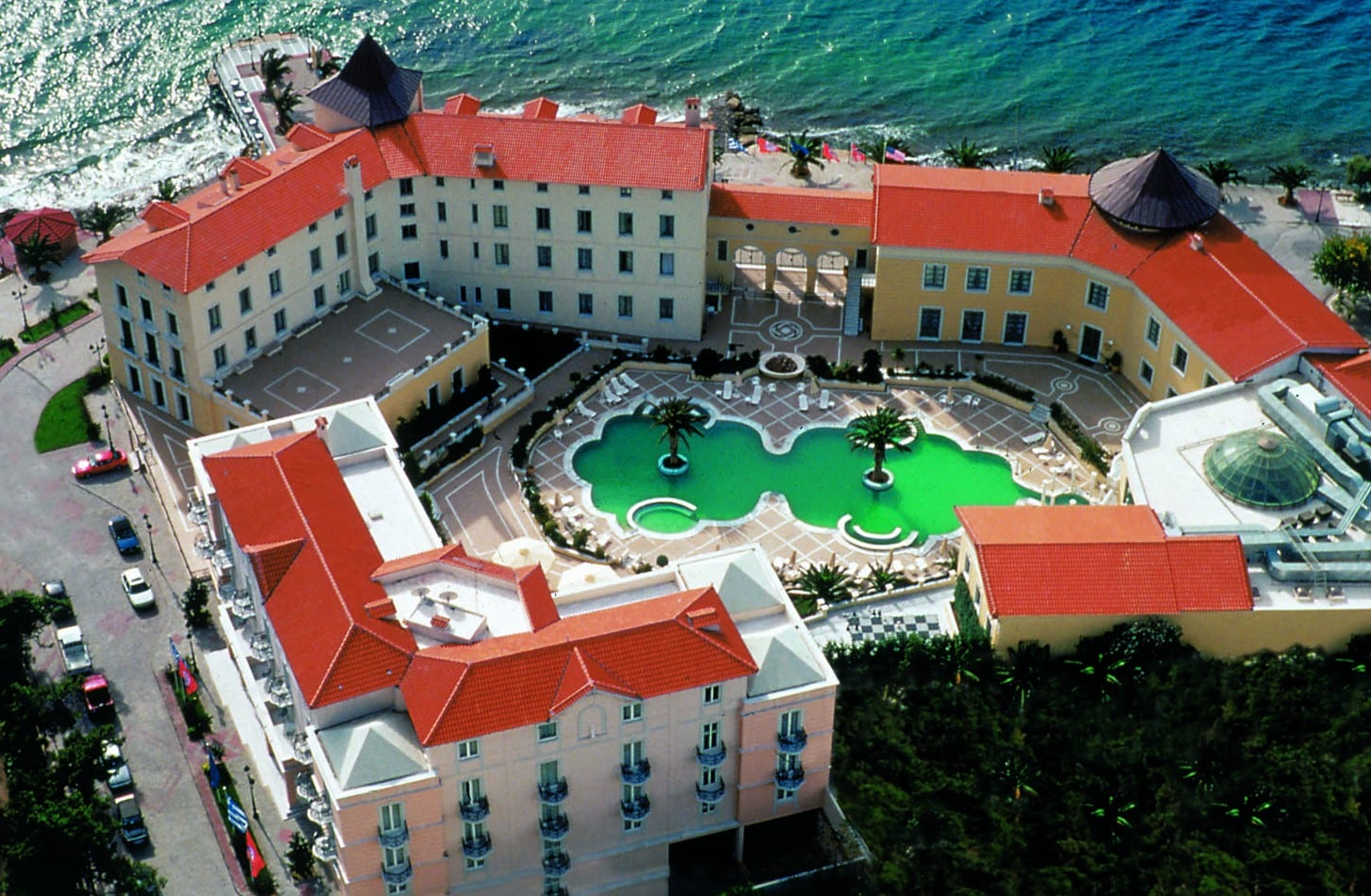 Thermae Sylla Spa and Wellness Hotel in Greece