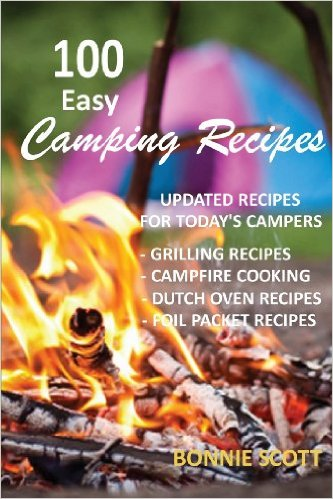 100 Easy camping recipes to try on your next camping trip