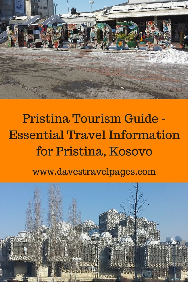 Pristina, the capital city of Kosovo, might not seem an obvious tourist destination at first. For anyone wanting to learn more about recent Balkans history though, visiting Pristina is an interesting, and essential experience. If you are planning a trip to Kosovo, this short Pristina tourism guide should help.