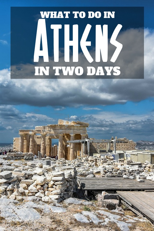This guide on things to do in Athens Greece takes in all the main sites, at a nice relaxed pace.