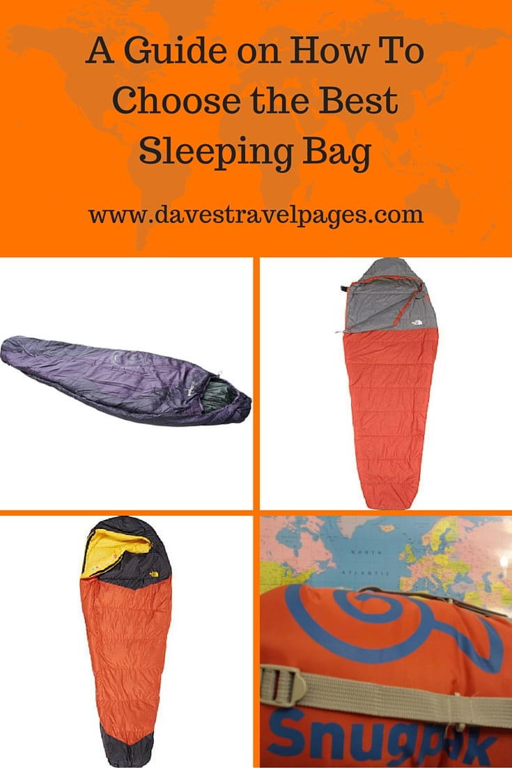 How To Choose The Best Sleeping Bag
