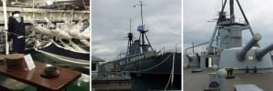 Averof Museum – Floating Naval Museum in Athens