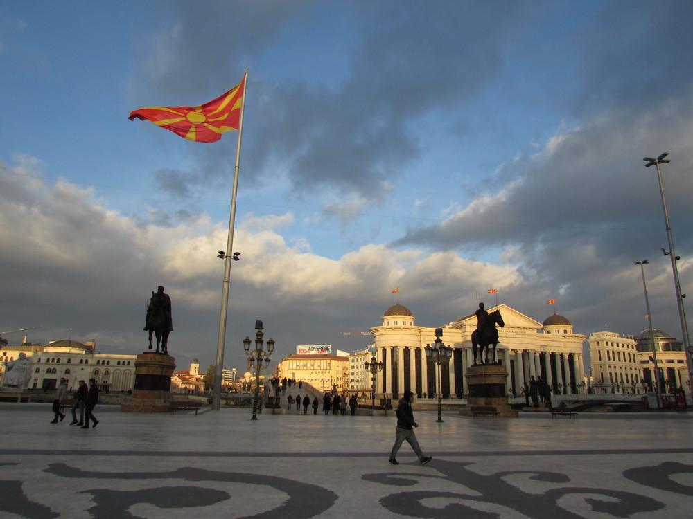 Skopje is the Balkans weird capital of Kitsch
