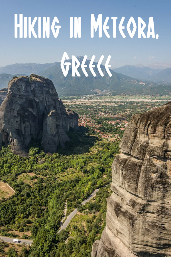 A Meteora hiking tour is a highly recommended addition to your things to do in Meteora, Greece list. Here's my experiences on a guided Meteora hiking activity.