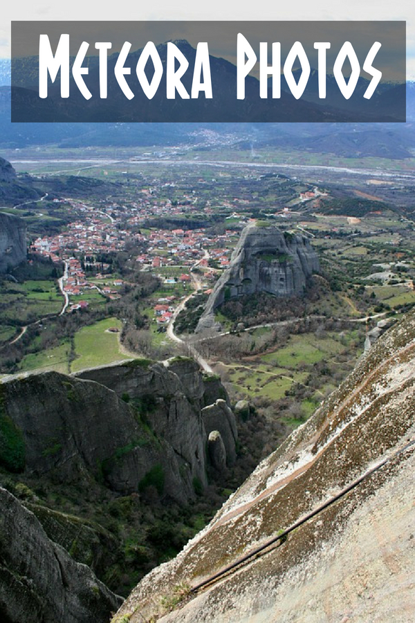 A collection of Meteora photos - surely one of the most stunning places in Greece!