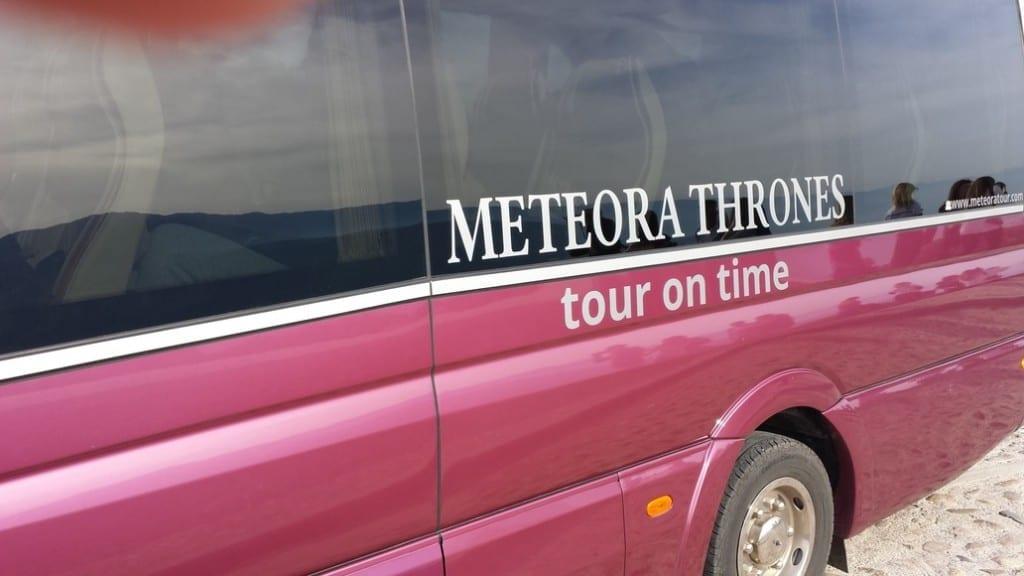 meteora sunset tours with Meteora Thrones